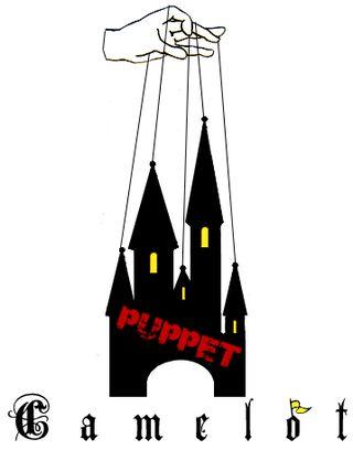 Puppet camelot logo copy
